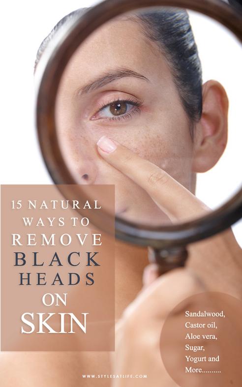 Remove Black Spots On Skin