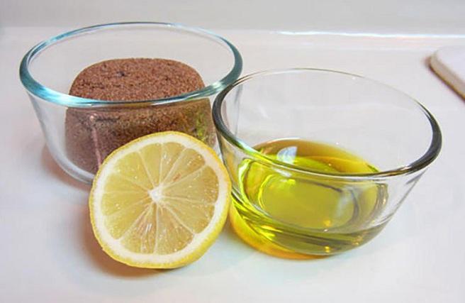 Lemon Scrub To Remove Hair From Breast Nipples