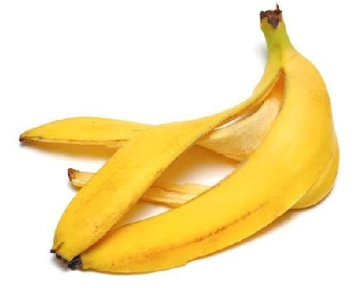 Banana Peel for Skin Tag Removal