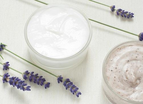 Lavender Oil & Yogurt Purifying Face Mask