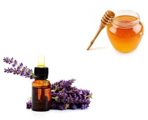 Raw Honey & Lavender Oil