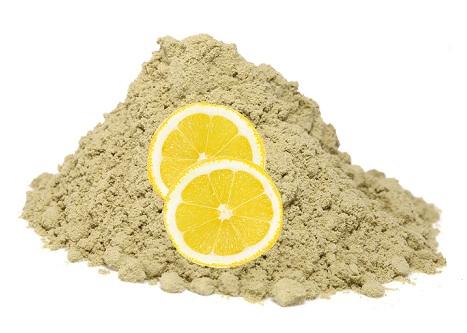 Multani Mitti with Lemon Juice