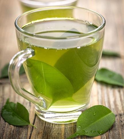 Green Tea Mask for Eyes