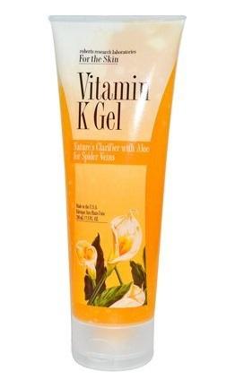 Gel Based Vitamin K for Dark Circles