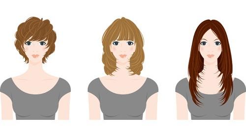 choose Haircuts women