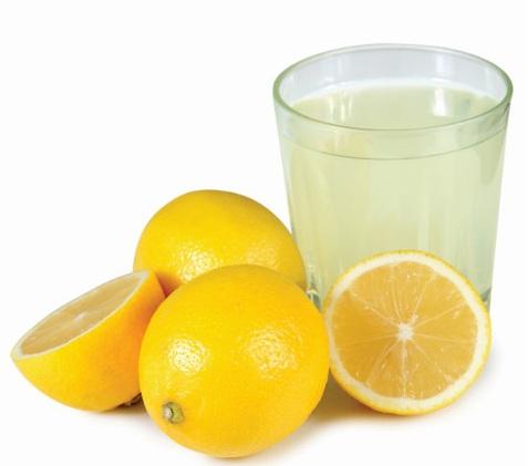 Lemon Juice Can Cure Acne