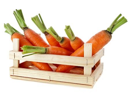 carrots for strech marks