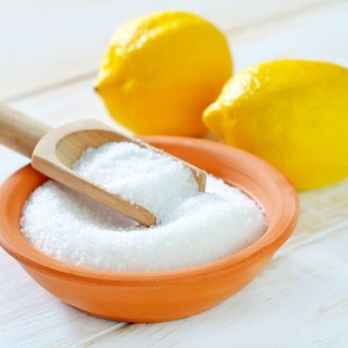 Sugar and Lemon to Remove Upper Lip Hair