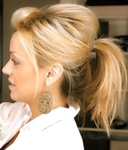 How to Style Medium Hair9
