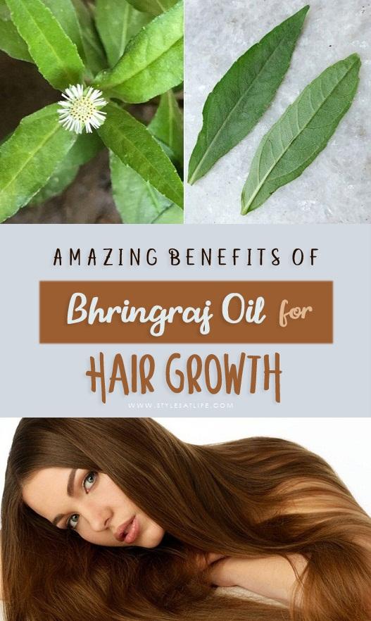 Bhringraj Oil for Hair Growth