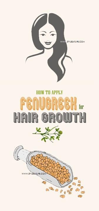 Fenugreek For Hair Growth