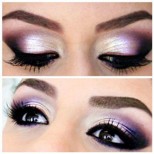 How to do Purple Eye Makeup?