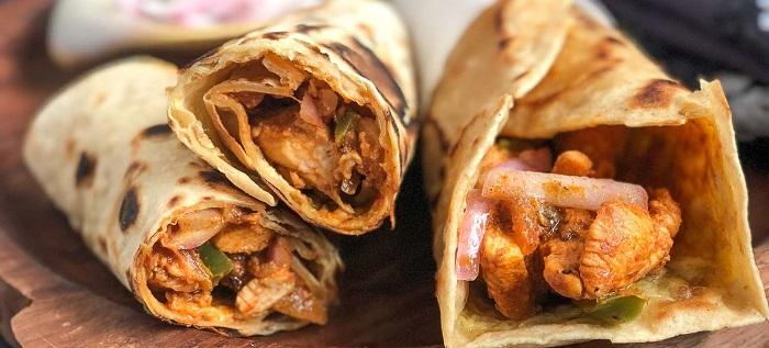 Indian street food names