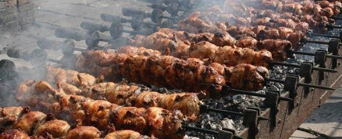 Indian Non Veg Street Food