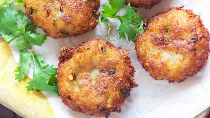 Indian veg street food