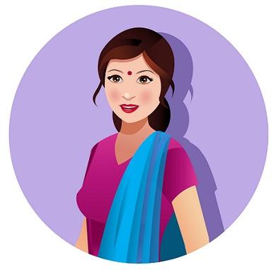 Indian Women Beauty Tips and Secrets - Lipstick