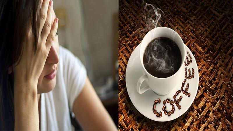 cofee headache