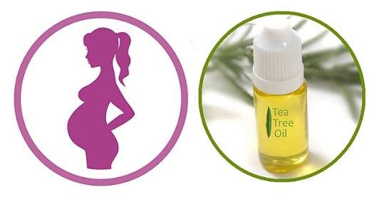 tea tree oil during pregnancy