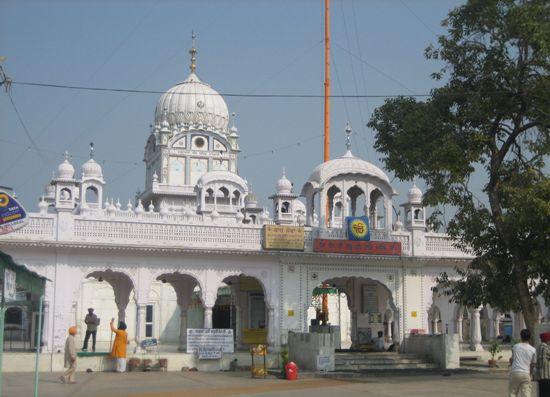 Amb Sahib Gurudwara