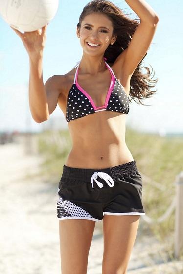 NinaDobrev-Fitness Secrets
