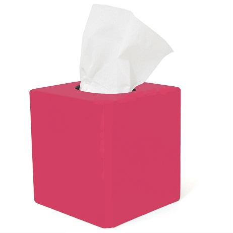 Using tissue paper