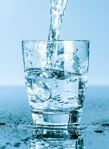 water for nose bleeding