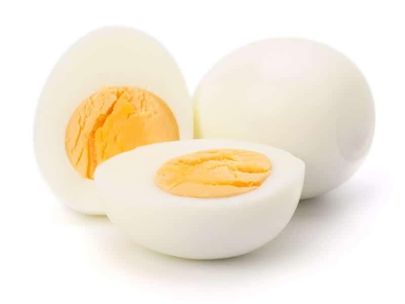 7 day egg diet plan