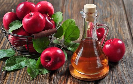 armpit lumps for apple cider vinegar
