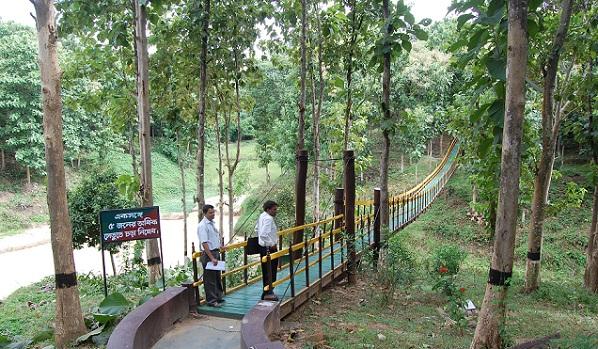 Parks and Sanctuaries in Tripura