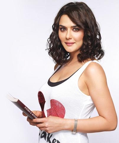 Preity Zinta Beauty Tips and Fitness Secrets