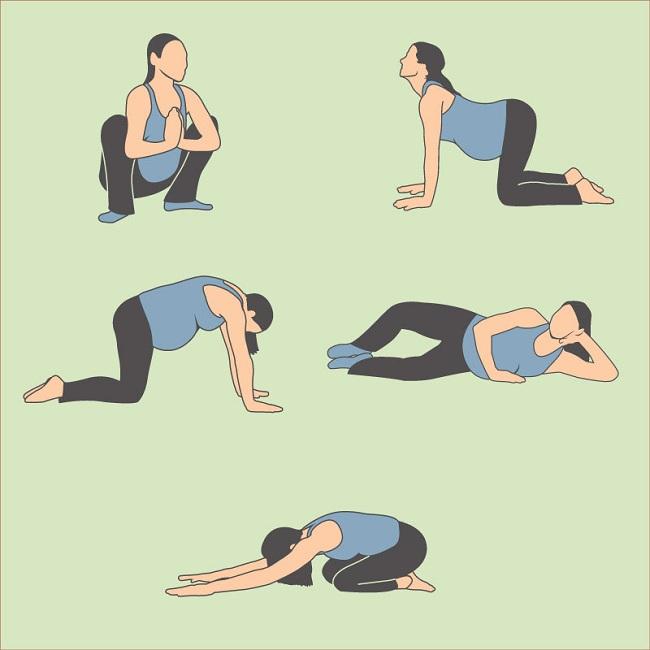 Prenatal Yoga – Best Poses And Its Benefits