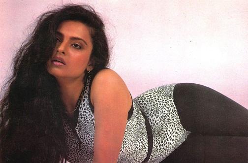 Rekha Beauty Tips and Fitness Secrets