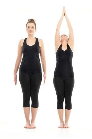 Samasthiti yoga pose- How to do and its Benefits