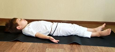 Benefits of Savasana Yoga (Corpse Pose)