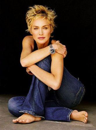 Sharon Stones Fitness and Diet Secrets