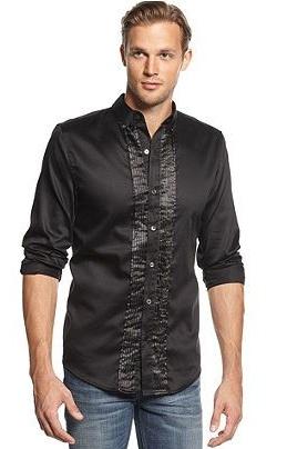 Sateen Shirt