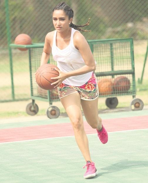 shraddha kapoor fitness