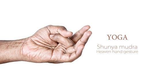 Shunya Mudra (Heaven Mudra) – How To Do Steps, Benefits