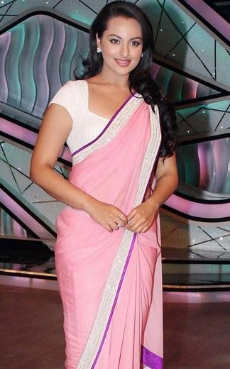 Sonakshi Sinha in Saree