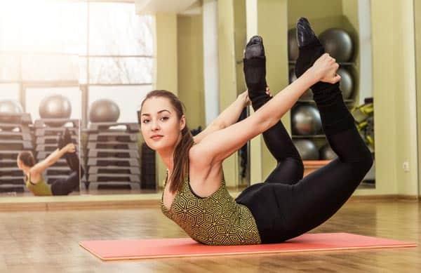 Benefits Of Dhanurasana Yoga:
