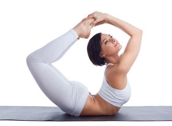 Physical Benefits Of Dhanurasana