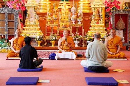 Steps to Practice Vipassana Meditation Technique