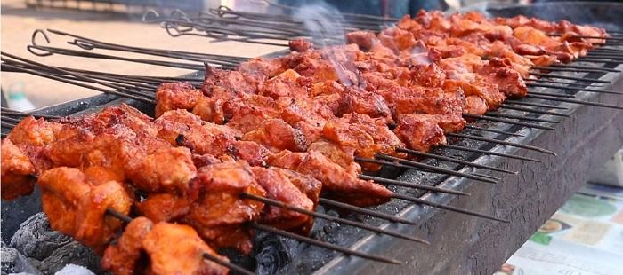 Non-veg Street Foods in Chandigarh