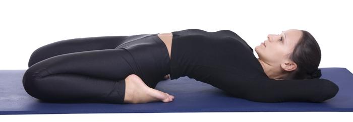 Suptavajrasana (Thunderbolt Pose) – How To Do And Benefits