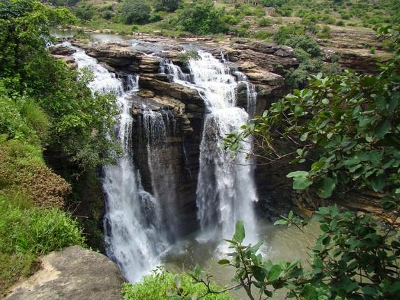 Telhar Kund Waterfalls