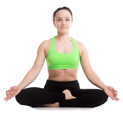 Dhyana Yoga Asanas and Benefits-padmasana