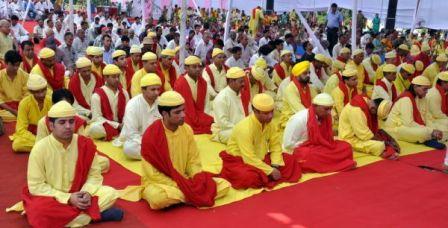 The Art of Vishvas Meditation For Stress-Free Life