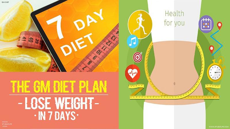 general motors diet Plan