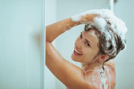 Shampoo for soft hair
