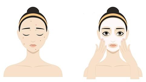 Proper wash face